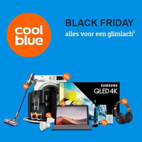 Black Friday Cool Blue