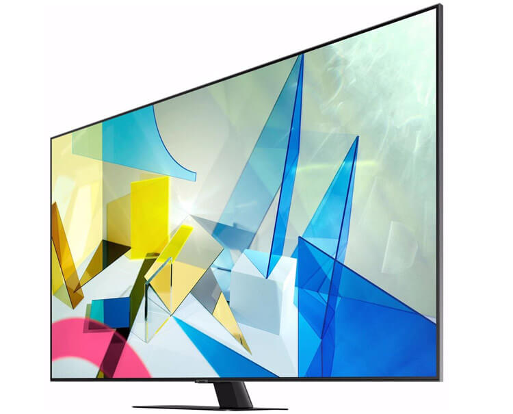 Samsung 4K Ultra HD QLED TV 55Q80T (2020)