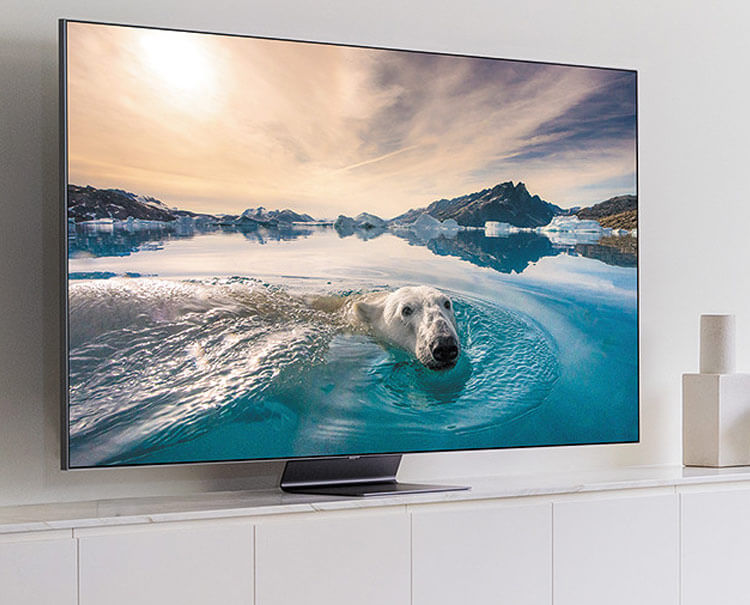 Samsung 4K Ultra HD QLED TV 55Q95T (2020)